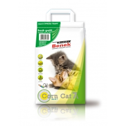 Super Benek Corn Cat Best Eco Zapach Trawy 7L